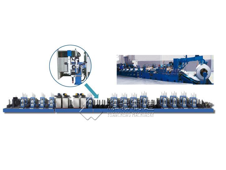 <b>大径口工业焊管机组</b>