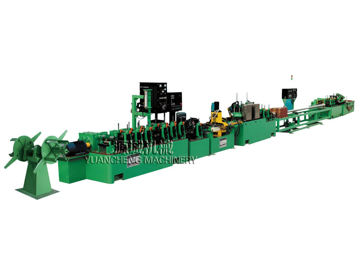 Tube Mill for Heat Ex